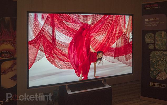 Toshiba stellt 84 Zoll Ultra HD Fernseher L9300 ausführlich vor: Umfangreiches Bildmaterial