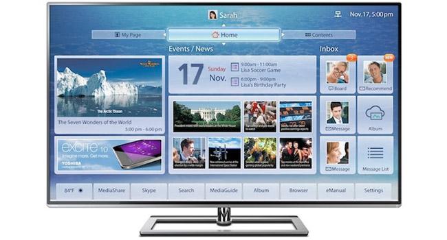 Toshiba kündigt drei Ultra HD-Fernseher der Serie L9300U für August an