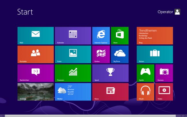 Windows 9: Mit 8K-Auflösung kompatibel