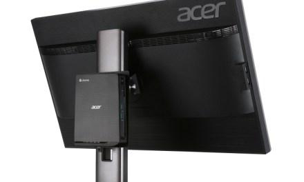Acer Chromebox CXI mit 4K-Unterstützung