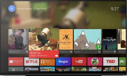Sony Android 4K TVs: Preise offiziell bekannt gegeben – ab 2.500 US-Dollar