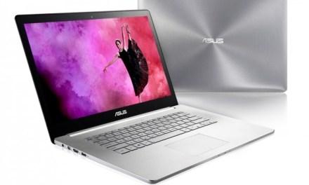 Asus Zenbook NX500: Neues 4K-Notebook mit Touchscreen vorgestellt