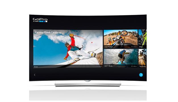 CES 2015: LG OLED 4K TV Line-Up und Flexible 77-Zöller vorgestellt