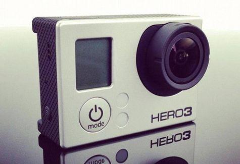 GoPro Hero 3: Aktuelle Cam von GoPro erreicht satte 4k-Auflösung