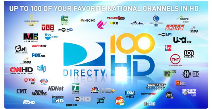 DirecTV: Erster Pay-TV-Anbieter mit 4K-Programmen