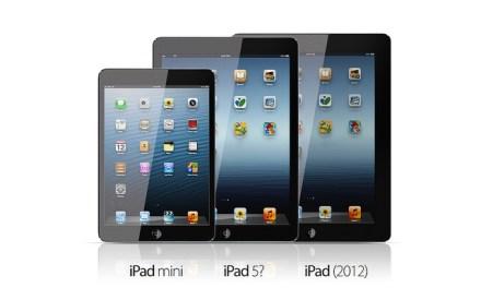 iPad 5 könnte mit OLED-Display ausgestattet werden