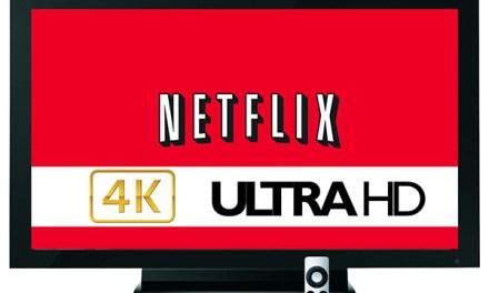 Netflix: Neuer 4K-Content 2014 noch stark limitiert