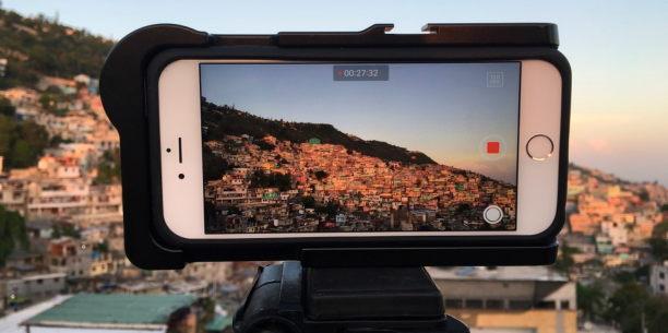 iPhone 6S Plus: 4K-Dokuvideo komplett mit iPhone gedreht