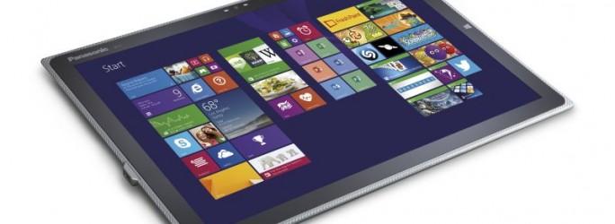Panasonic Toughpad FZ-Y1: 20 Zoll großes UHD Touchpad vorgestellt