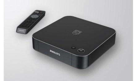 CES 2016: Philips stellt BDP7501 Ultra HD Blu-ray Player vor