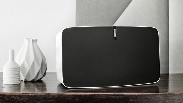 Sonos Play 5 Soundsystem und Einmess-App vorgestellt