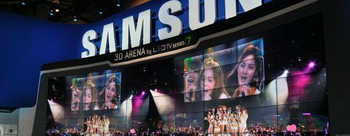 Samsung stellt 85-Zoll UltraHD-Fernseher auf der CES 2013 vor