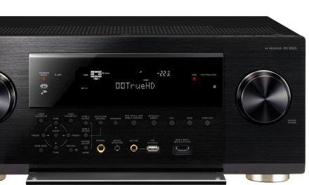 Pioneer bietet zwei neue A/V Receiver mit ULTRA HD Upscaling