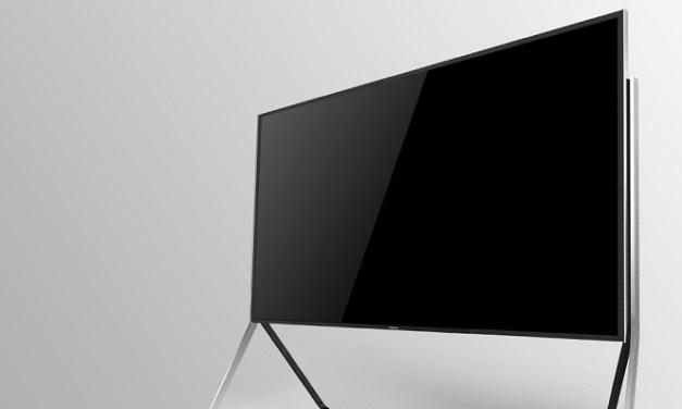 """Samsungs neuer UHD-TV auf Kommando von """"Flat"""" zu """"Curved"""""""