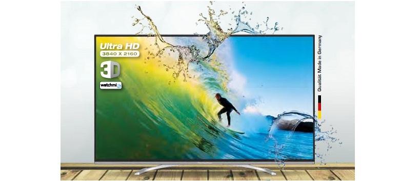 Technisat baut ebenfalls ersten 4K Ultra HD TV