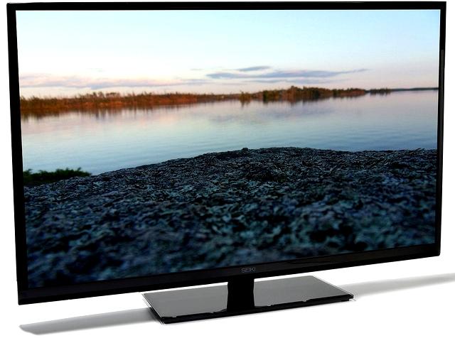 Seiki 4K TV für $1081 bei Amazon.com verfügbar [Update: Preis auf $965.99 gesenkt]
