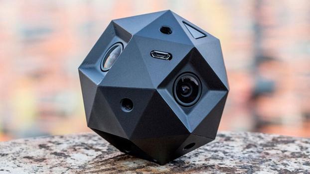 Sphericam 2: 4K-Kamera für 360-Grad-Videos bei Kickstarter