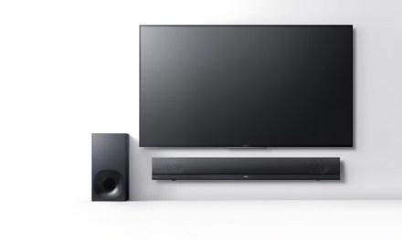 CES 2016: Sony stellt Soundbar- und Soundbase-Lineup vor