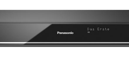 Panasonic Blu-ray Disc-Recorder mit 4K-Upscaling & IPTV vorgestellt