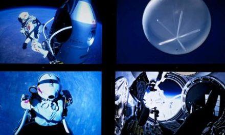 Stratos-Jump: 4K-Kamera aus Hessen liefert glasklare Bilder