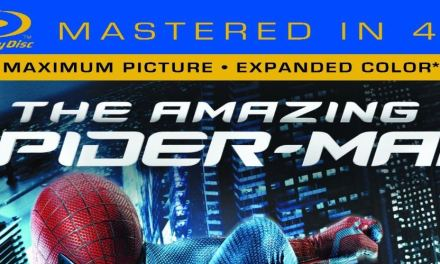 """The Amazing Spiderman – """"Mastered in 4K"""" Blu-Ray"""