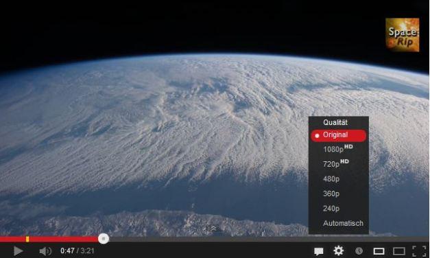 Die Ultra HD Videos der Woche KW 18 –  Erde und Sonne