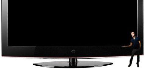 Westinghouse stellt 110-Zoll Ultra-HD Fernseher vor – Details gibt es aber erst auf der CES 2013