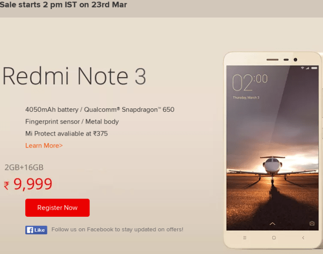 redmi-note-3-flash-sale