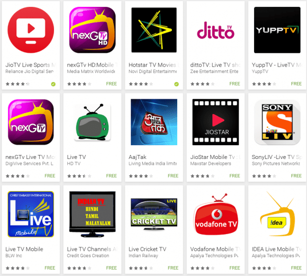 live-tv-android-apps