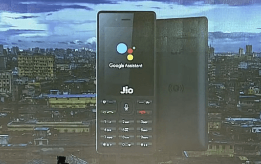 Reliance JioPhone gets this 'exclusive' Google feature