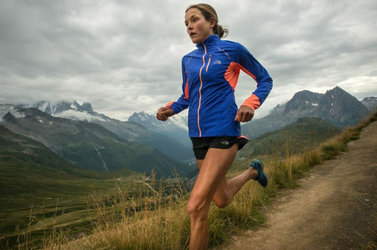 Rosy Bosio smashed the ladies field at UTMB this year, along with most of the men too