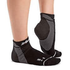 The Zamst sock