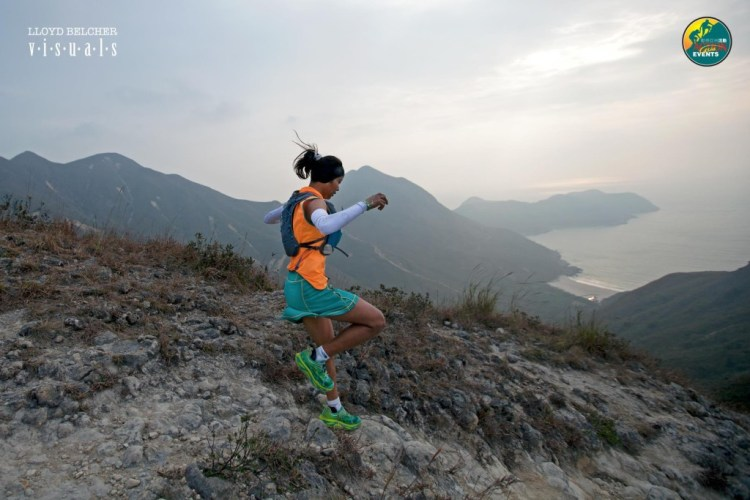 Mira Rai smashing all before her at the Asian Skyrunning champs recently (Picture: Lloyd Belcher