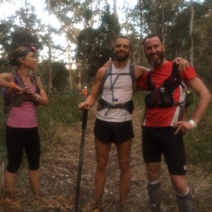 The Queensland 'ultra massiv' hitting NSW's finest trails