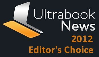 ultrabook editors choice