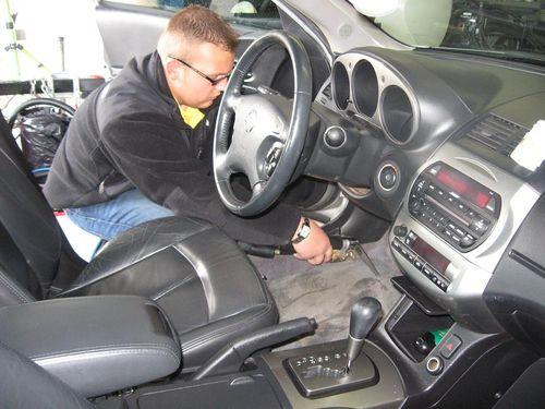 interior detailing cost