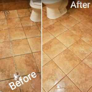 dirty-tile pic before &