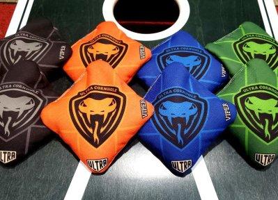 viper ultra bag colors