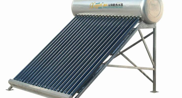 Ultraculture | Solar Water Heaters
