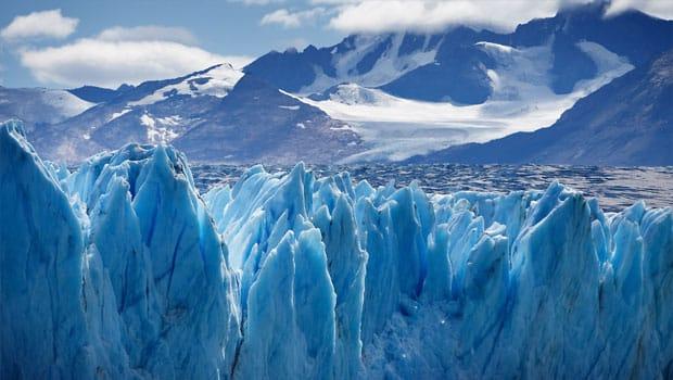Glaciers Climate Change