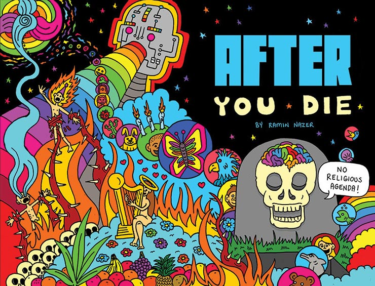 After You Die Ramin Nazer