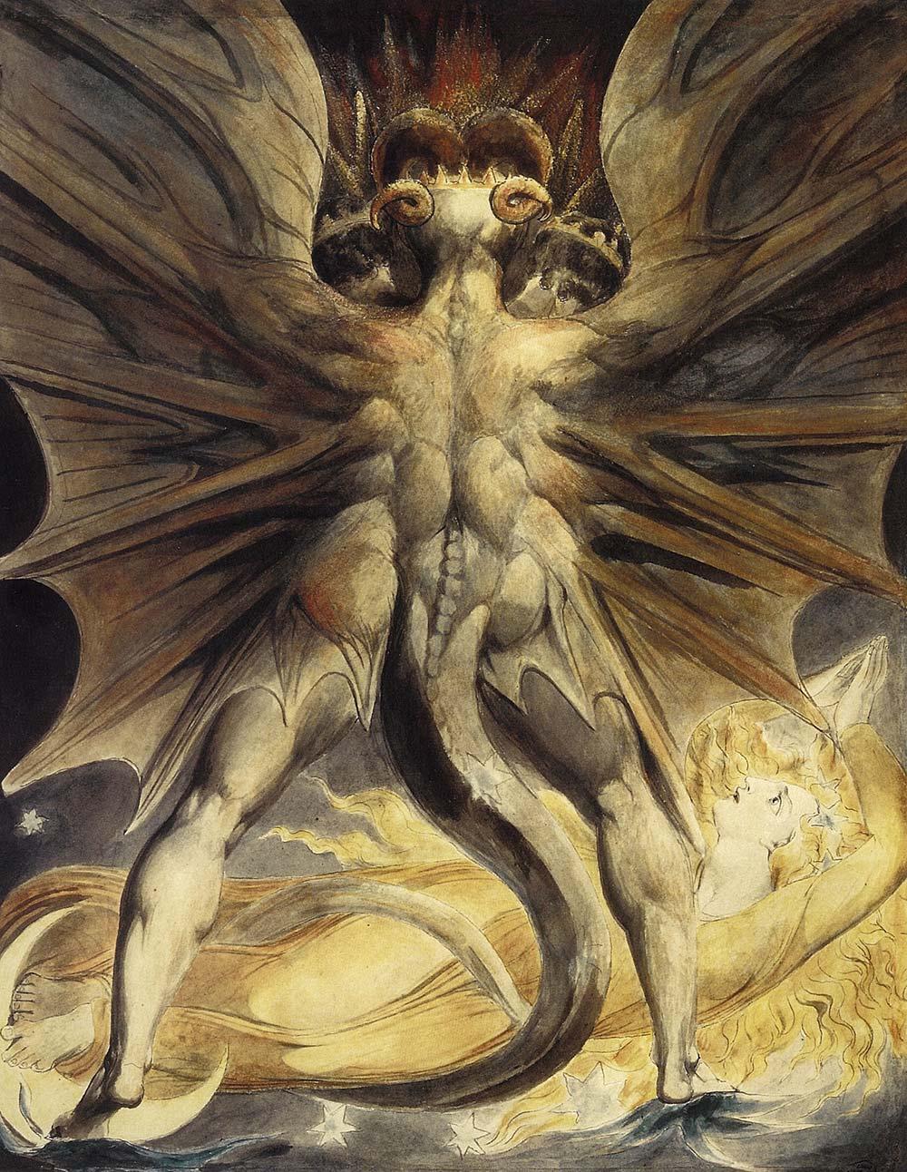 Blake Red Dragon