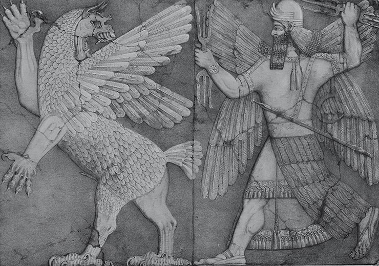 Tiamat Babylon