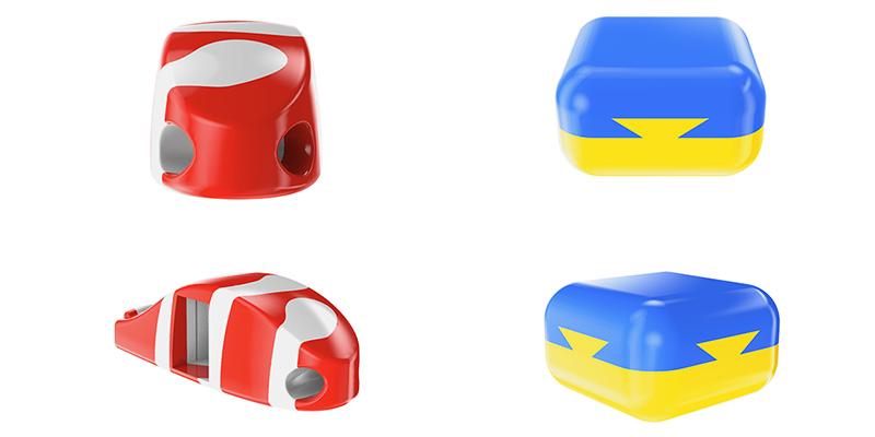Multi Color Printing Flashforge Creator Pro - Best 3D Printer Under $1000 - ULTRAdvice