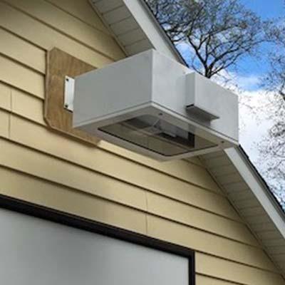 UHT-PE - Outdoor Projector Enclosure - Weatherproof, Waterproof, Dustproof & Secure - ULTRAdvice