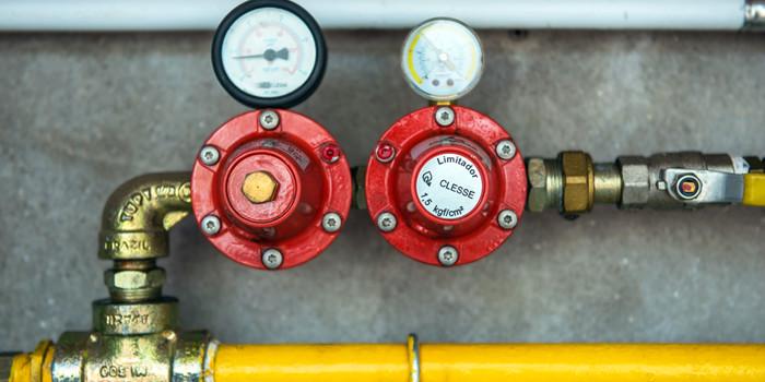Resultado de imagem para As normas de segurança em instalações a gás