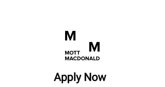 Mott MacDonald Hiring | B Tech Technician Engineer Mechanical Engineer