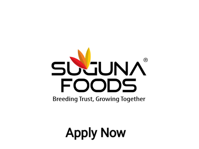 Sugana Food Private Limited Hiring |BE/B.Tech Electrical Engineer