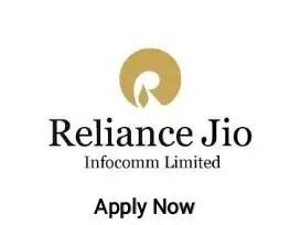 Reliance Jio Infocomm Limited Hiring|B.Tech Electrical Electronic Mechanical Civil Engineers