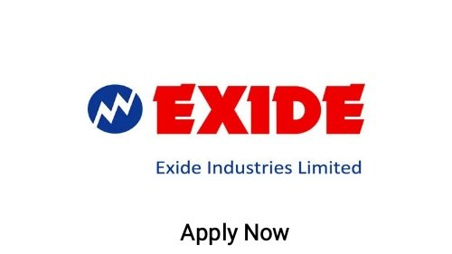 Exide Industries Limited Hiring  BE BTech Electrical  Mechanical  Automobile Engineer